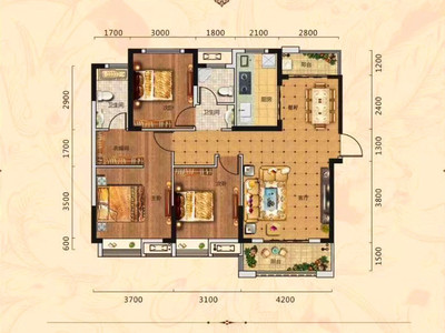 优质好房,楼层任选,找我带看单价仅4580享内部折扣