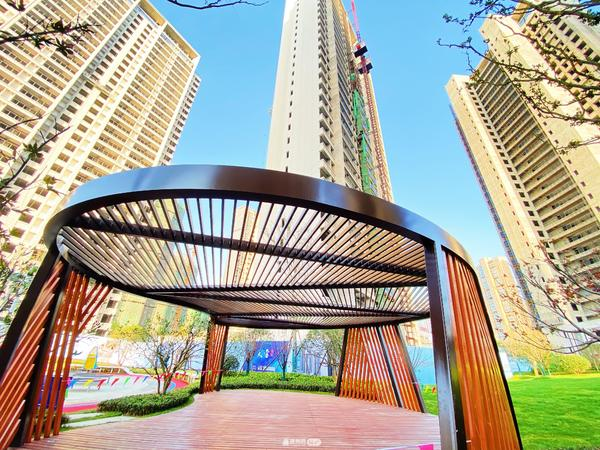 城东文化公园旁112—138平米楼层任选 找我享内部折扣