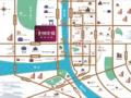 卓尔•青铜古镇交通图