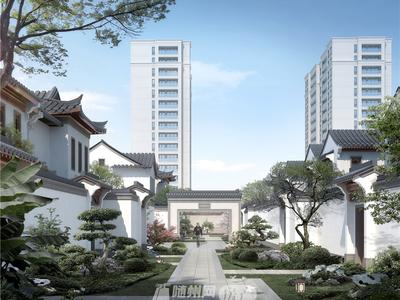 市一中附近 吾悦商圈 高端园林小区 楼层任选单价5500起