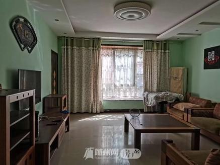 文峰一楼带50平的大院!130平精装修拎包入住,售价78.8万!