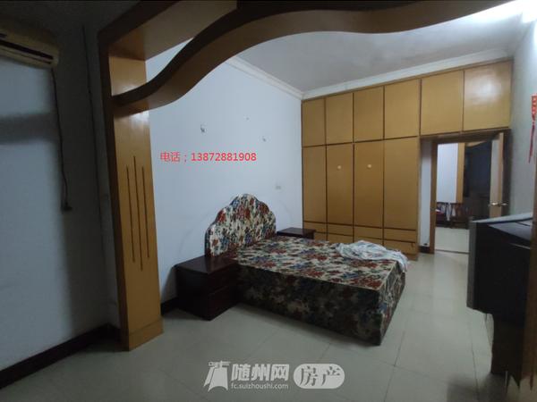房屋出租,炎帝大酒店旁单位小区,两室半,二楼201
